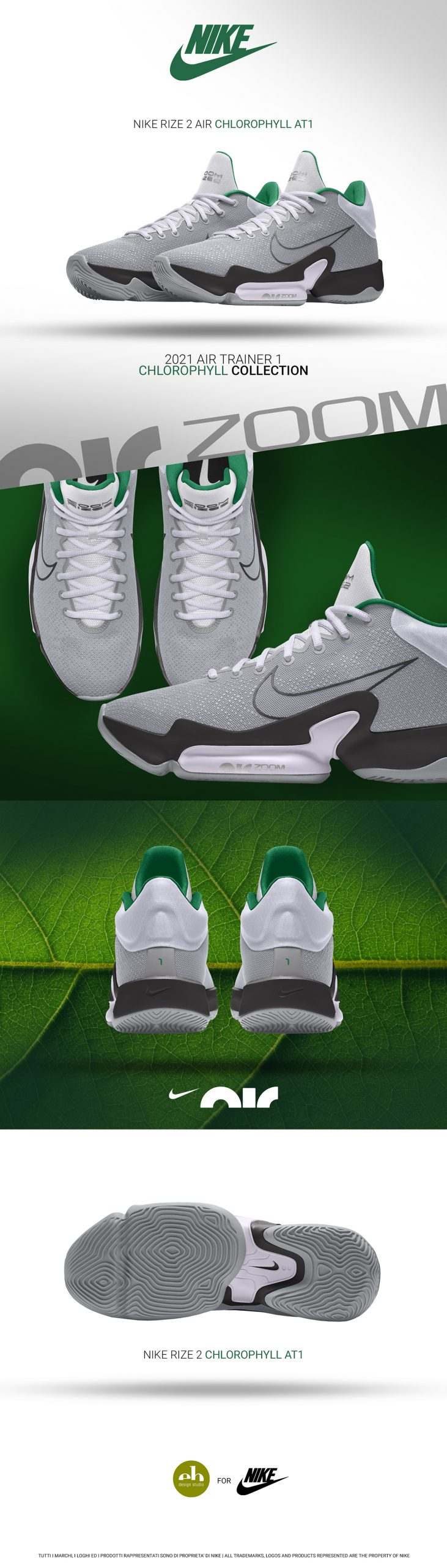 Nike Rize 2 Chlorophyll AT1